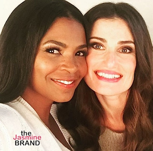 """Beaches"" Trailer Starring Idina Menzel & Nia Long [VIDEO]"