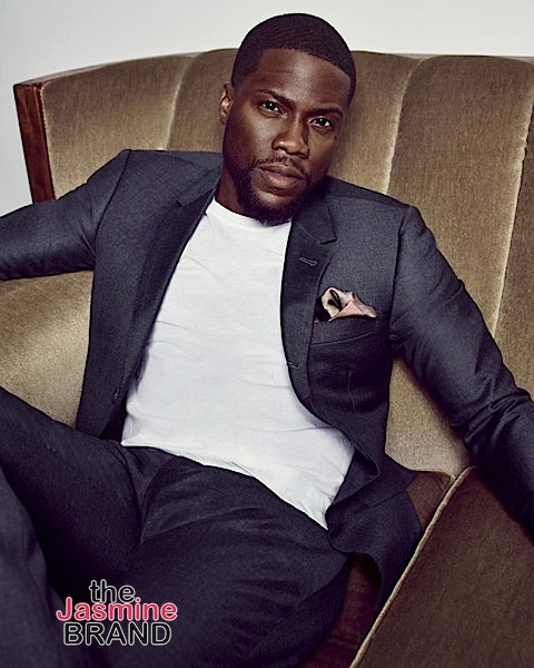 Kevin Hart Dishes On Tough Childhood, Designing His Own Studio & Being The Most Positive Guy In The World