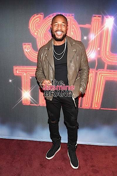 "LAS VEGAS, NV - NOVEMBER 03: Singer Tank attends ""Acoustically Speaking Sponsored by Toyota"" at House of Blues during Soul Train Weekend on November 3, 2016 in Las Vegas, Nevada. (Photo by Paras Griffin/BET/Getty Images for BET)"