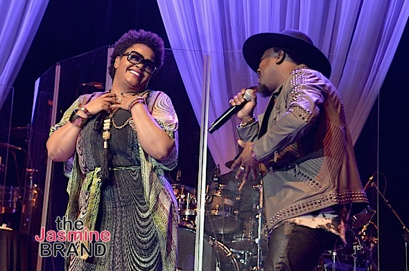 Jill Scott, Tyrese, Anthony Hamilton & Tish Hyman Perform At Soul Train Weekend [Photos]