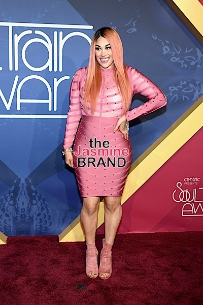 LAS VEGAS, NV - NOVEMBER 06: Recording artist Keke Wyatt attends the 2016 Soul Train Music Awards at the Orleans Arena on November 6, 2016 in Las Vegas, Nevada. (Photo by Ethan Miller/Getty Images)