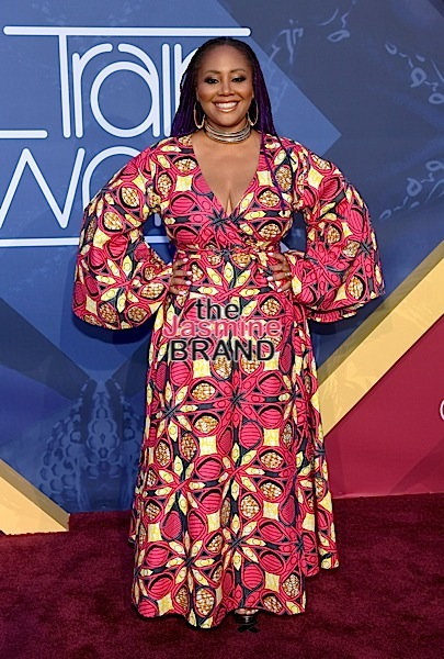 LAS VEGAS, NV - NOVEMBER 06: Recording artist Lalah Hathaway attends the 2016 Soul Train Music Awards at the Orleans Arena on November 6, 2016 in Las Vegas, Nevada. (Photo by Ethan Miller/Getty Images)