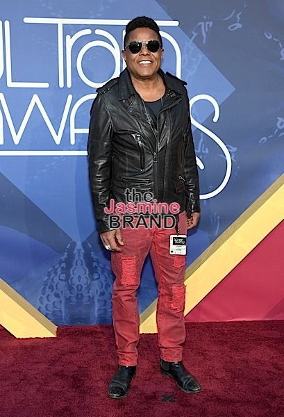 LAS VEGAS, NV - NOVEMBER 06: Musician Tito Jackson attends the 2016 Soul Train Music Awards at the Orleans Arena on November 6, 2016 in Las Vegas, Nevada. (Photo by Ethan Miller/Getty Images)