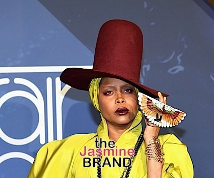 Erykah Badu To Host Soul Train Awards: Toni Braxton, SWV, Tank, Kirk Franklin To Perform