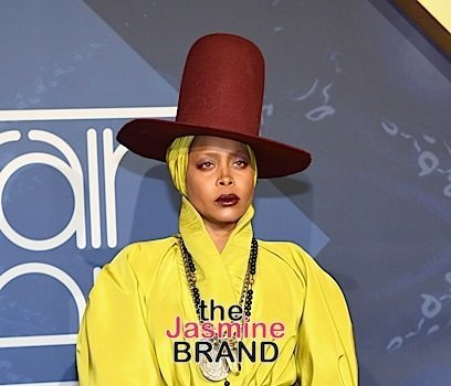 Erykah Badu Responds To Alleged Stalker: No one broke into my home! [VIDEO]