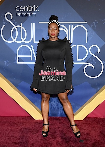 LAS VEGAS, NV - NOVEMBER 06: Singer/songwriter India.Arie attends the 2016 Soul Train Music Awards at the Orleans Arena on November 6, 2016 in Las Vegas, Nevada. (Photo by Ethan Miller/Getty Images)