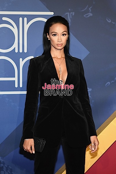 LAS VEGAS, NV - NOVEMBER 06: Actress Draya Michele attends the 2016 Soul Train Music Awards at the Orleans Arena on November 6, 2016 in Las Vegas, Nevada. (Photo by Ethan Miller/Getty Images)