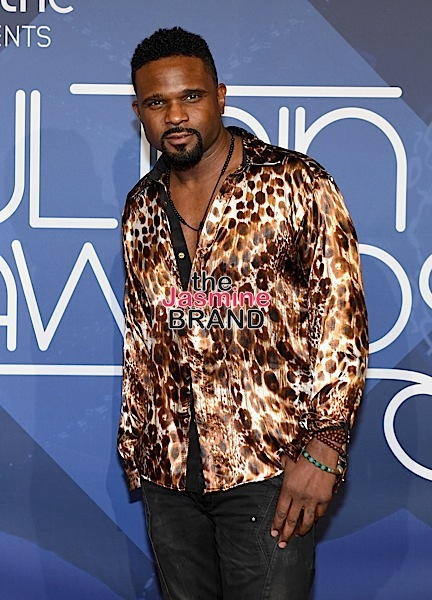 Darius McCrary Accused of Physically Abusing Wife & Infant Daughter