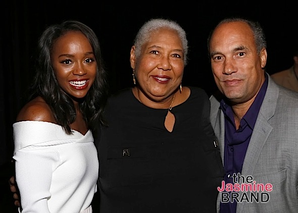 "Nate Parker, Aja Naomi King, Armie Hammer Attend ""Birth Of A Nation"" Screening [Photos]"