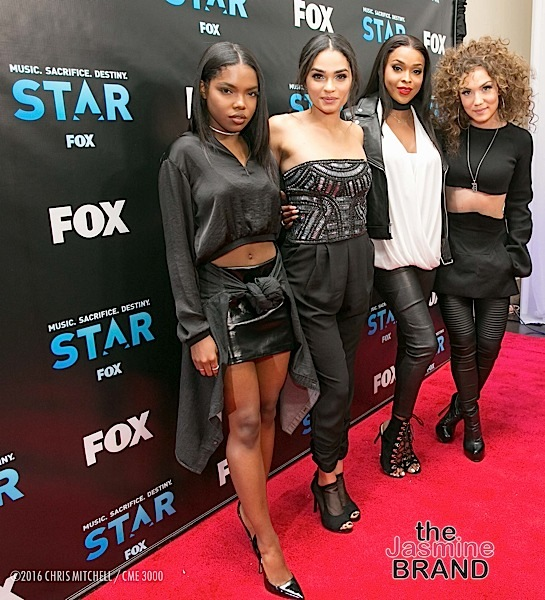 "FOX Screens Lee Daniels ""STAR"": Demetria McKinney, Jacob Latimore, Angel Love, Lisa Wu Attend [Photos]"
