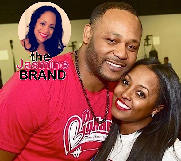 (EXCLUSIVE) Ed Hartwell Blasts Keisha Knight-Pulliman For Mistress Allegations in Divorce Battle