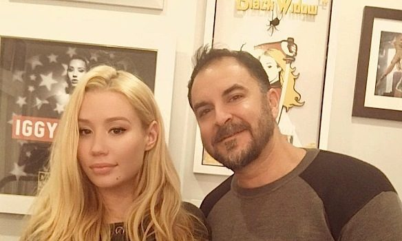 Iggy Azalea Reveals Plastic Surgeon [Photo]