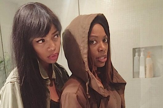 Jill Marie Jones Meeting Yvonne Orji For The 1st Time Is #BlackGirlMagic [VIDEO]