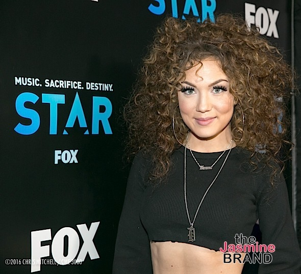 Fox screens lee daniels star demetria mckinney jacob latimore angel love lisa wu attend - Jude demorest bio ...