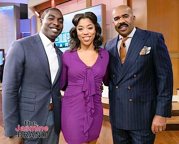 Steve Harvey's Son-In-Law Allegedly Scams HBCU Out of $300k