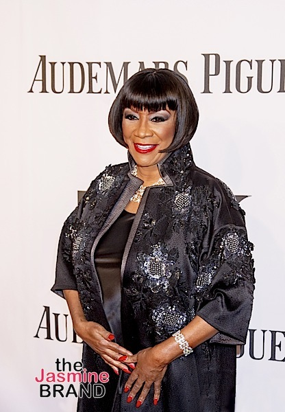 Patti Labelle Ambushed By Anti-Fur Protestors