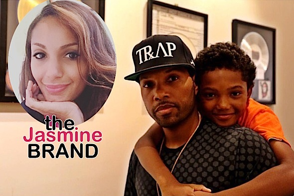 Reality Star Mendeecees Harris' Baby Mama Explains Why Son Shouldn't Visit Dad In Jail