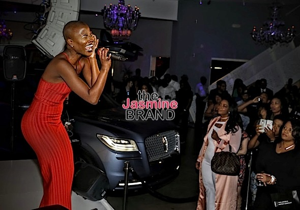 CULVER CITY, CA - NOVEMVER 12: V. Bozeman performs at Lincoln Motor Company Presents: Luxury Is... on Saturday Nov. 12, 2016 at Unici Casa in Culver City, California. (Photo by A Turner Archives)