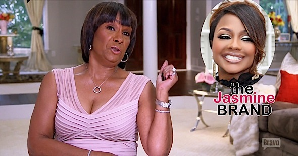 Mama Joyce Says Phaedra Parks Should Be In Jail [VIDEO]