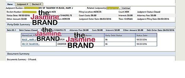 (EXCLUSIVE) Mary J. Blige Drops $160k to Pay Off Massive State Tax Debt, Amidst Reports Ex-Husband Wants $130k Monthly Spousal Support