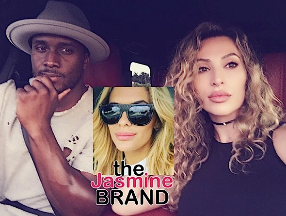 Reggie Bush's Alleged Mistress & Baby Mama Due Next Month