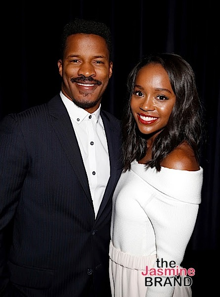 "Nate Parker, Aja Naomi King, Armie Hammer Attend ""The Birth Of A Nation"" Screening [Photos]"