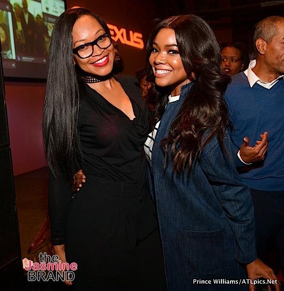 "Christian Keyes, Vanessa Bell Calloway, Tameka Foster, Monyetta Shaw, Gabrielle Union Hit ""Uptown Uncorked"" [Photos]"