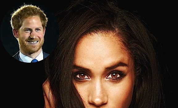 Prince Harry Slammed For Having Bi-Racial Girlfriend