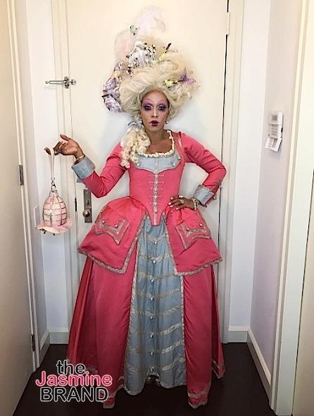 June Ambrose as Marie Antoinette