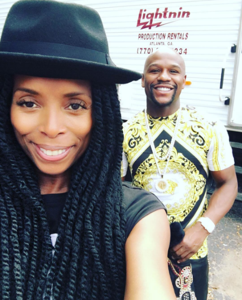Tasha Smith, Floyd Mayweather