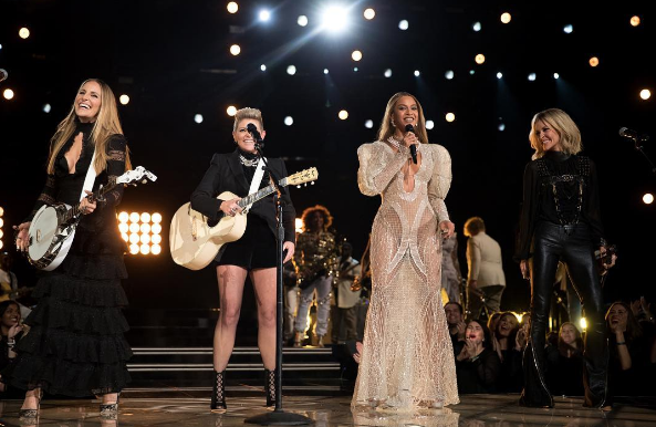 (UPDATE) Country Music Awards Responds To Reports of Erasing Beyonce