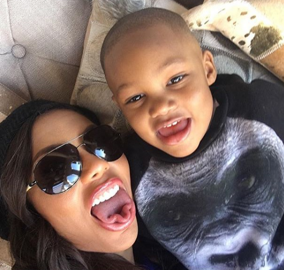 Tamar Braxton Drags Fan For Commenting On Son, Later Apologizes: I'm a mama bear!