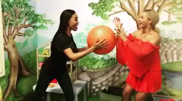 Beyonce, Kelly Rowland & Michelle Williams Do The Mannequin Challenge [VIDEO]