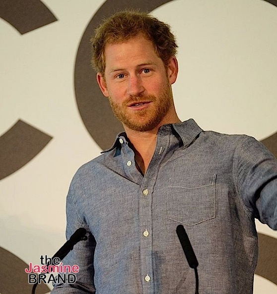 Prince Harry Slammed For Having Bi-Racial Girlfriend