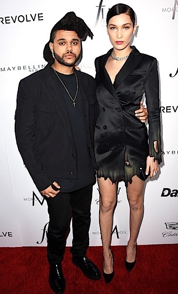 The Weeknd May Propose To Model Girlfriend Bella Hadid
