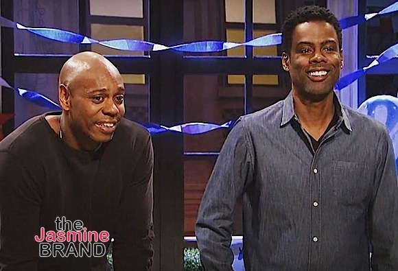 Dave Chappelle Gives SNL Season Ratings High [VIDEO]