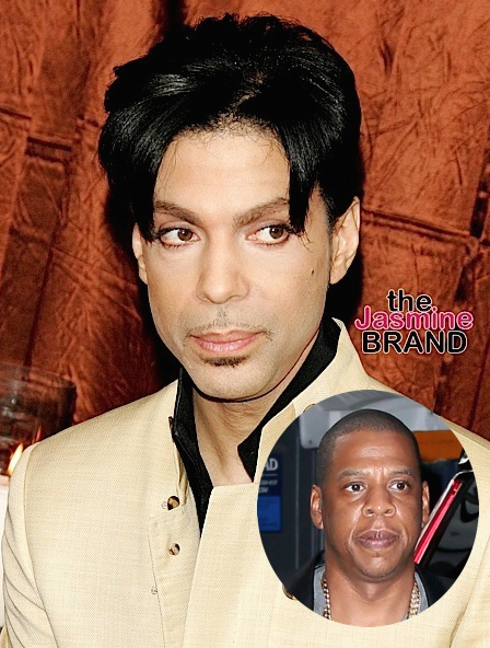 Jay Z's Roc Nation Sued By Prince Estate