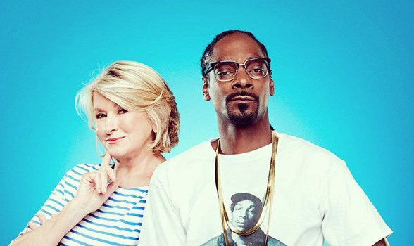 'Martha & Snoop's Potluck Dinner Party' Renewed For Season 2