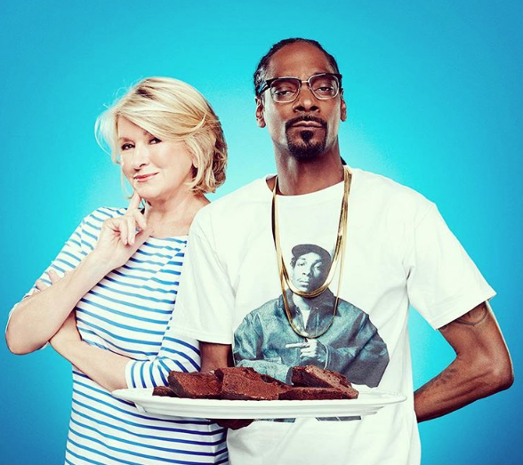 'Martha & Snoop Potluck Dinner Party' Renewed for 2nd Season, Returns August