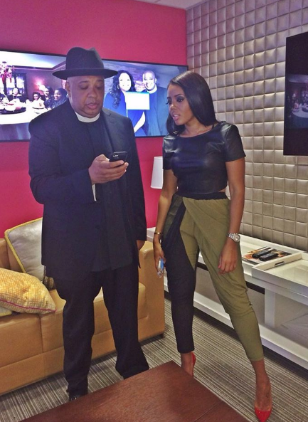 Angela Simmons Feared Disappointing Father When She Got Pregnant: I was scared.