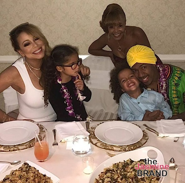 Celebrity Thanksgiving Photos: Oprah, Meagan Good, Ludacris, Gabrielle Union, Kevin Hart, Lala Anthony, Gayle King, The Rock, Angela Simmons, Tamar Braxton, J.Lo, Kylie & Kendall Jenner, Russell Simmons, Bruno Mars, Halle Berry, Mariah Carey & Nick Cannon