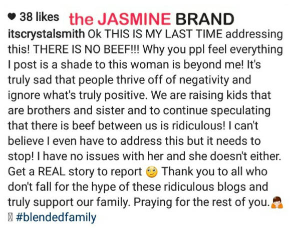 NeYo's Wife Crystal Renay Denies Beef With Monyetta Shaw: I have NO issues with her!