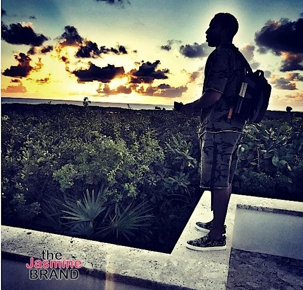 Ludacris Gets Public Twerk Session + Larenz Tate, LeToya Luckett, Marta Krupa Join Luda's Tropical Vacay [VIDEO]