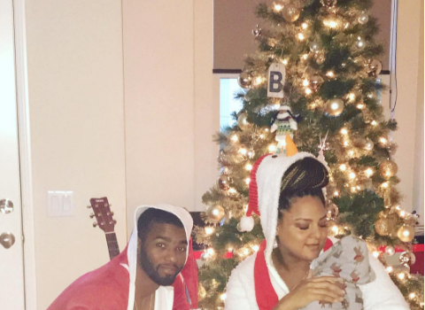 Marsha Ambrosius & Fiance Dez Billups Welcome Baby Girl [Photo]