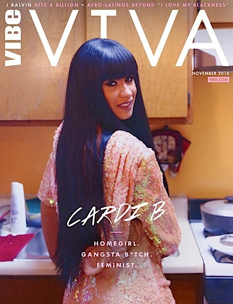 Reality Star Cardi B: A lot of people judge me, a lot of people call me whore.