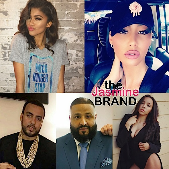 "Zendaya, DJ Khaled, Tinashe, Amber Rose, French Montana Will Appear As Celeb Guest Judges On ""America's Next Top Model"""