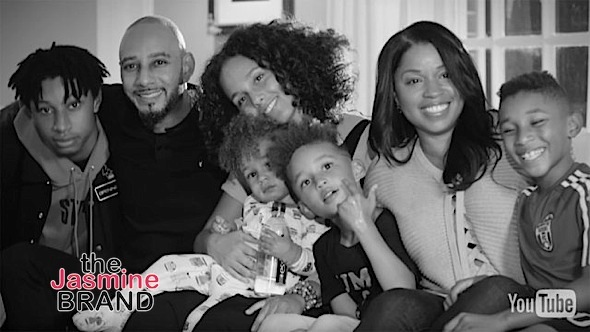 "Swizz Beatz Ex Wife Mashonda Stars In Alicia Keys ""Blended Family"" Video"