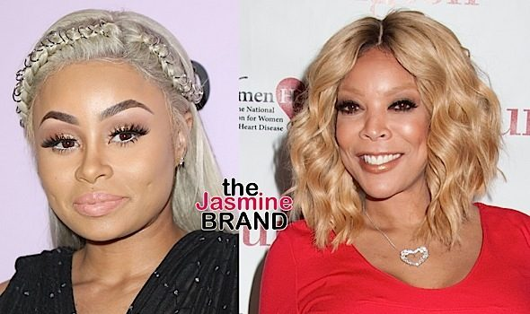 Blac Chyna to Wendy Williams: B*tch f**k you! + Tokyo Toni Threatens To Sue Talk Show Host