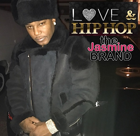 Cam'ron Says Love & Hip Hop Exploited Him [VIDEO]