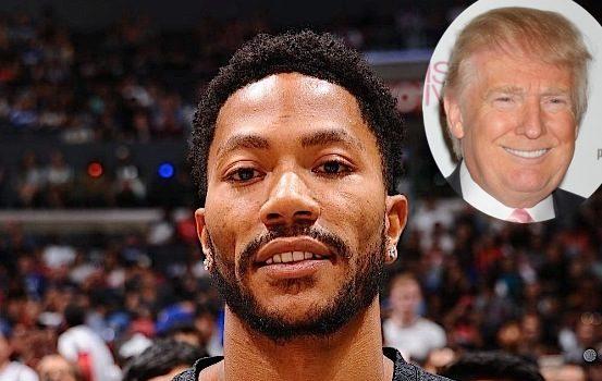 (EXCLUSIVE) Derrick Rose's Rape Accuser Drags Donald Trump's Controversial Video Into Legal Battle